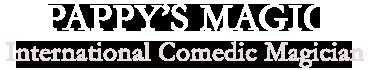Pappy's Magic Logo